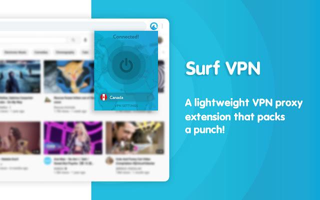 Surf VPN - Free & Secure proxy