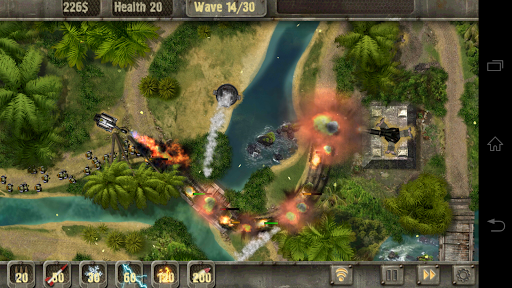 Defense Zone HD apkmind screenshots 1