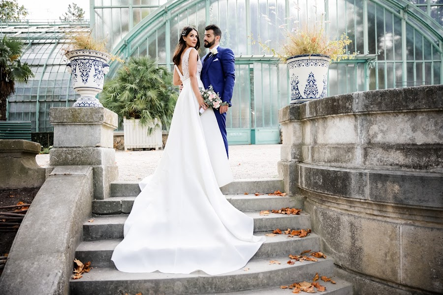 Wedding photographer Julien Laurent-Georges (photocamex). Photo of 16.10.2019