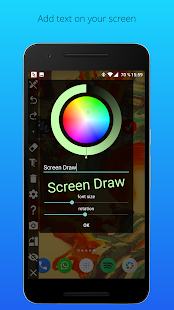 Screen Draw Screenshot Lite - náhled