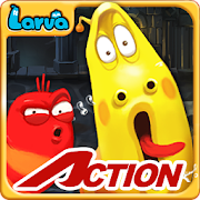 Larva Action Fighter‏