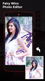 Fairy Winx Photo Editor - náhled
