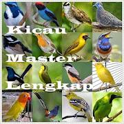 Kicau Burung Master Lengkap
