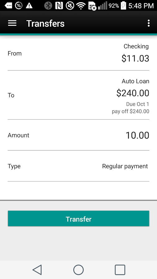 Citizens National Bank Mobile- screenshot
