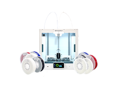Ultimaker S5 Dual Extrusion Large-Format 3D Printer Educational Starter Bundle