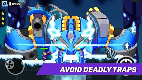 Cyber Dead Premium: Modern Run and Gun game 5