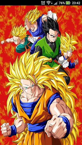 Sons de Dragon Ball  captures d'écran 1