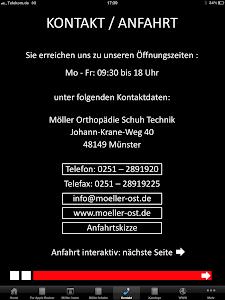 Orthopädie screenshot 2