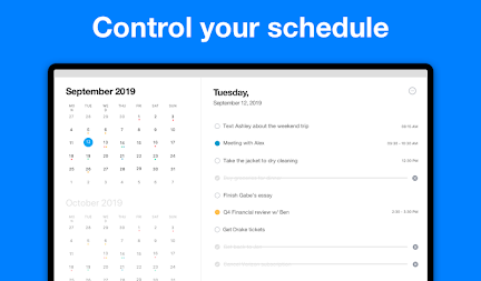 Any.do: To do list, Calendar, Reminders & Planner APK screenshot thumbnail 16