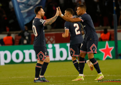 """Mbappé heeft eindelijk de klik met Messi gevonden: """"Heel fijn om met hem te spelen"""""""