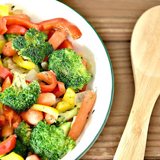 Simply SautéEd Vegetables Recipe