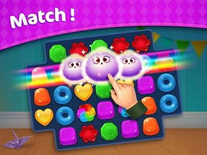 Jellipop Match-Decorate your dream town! 10