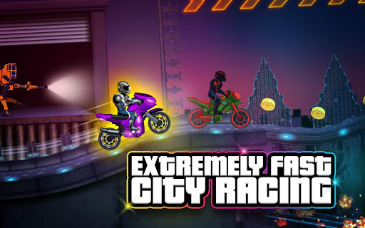 Bike Race: Speed Racer Of Night City  screenshots EasyGameCheats.pro 5