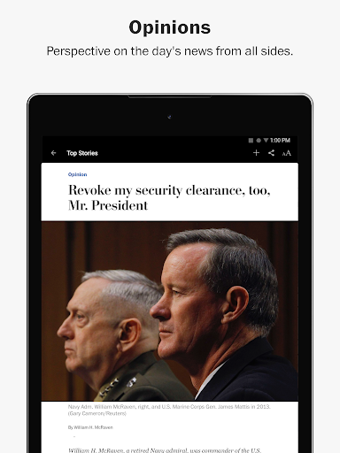 The Washington Post screenshot 22