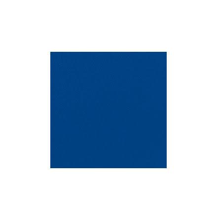 Serv 1-blad 33x33 blå   500/fp