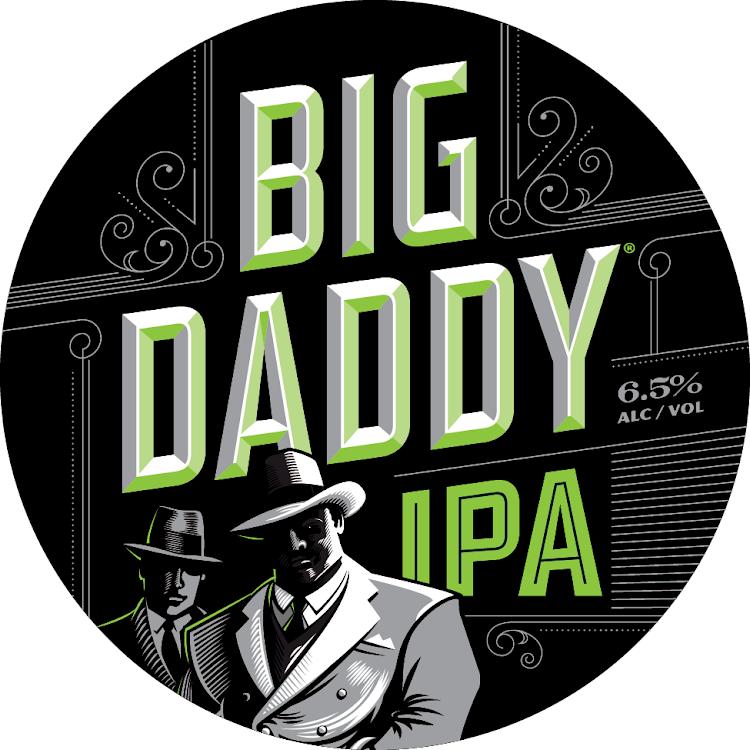 Logo of Speakeasy Wet Hop Big Daddy IPA