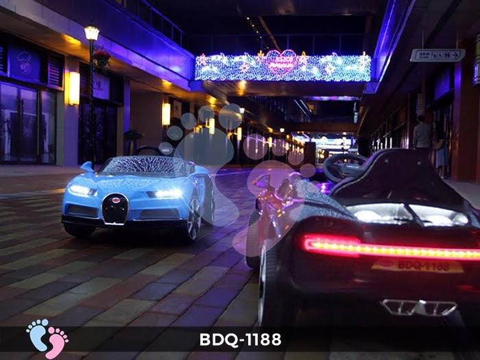 Xe hơi điện cho bé Bugatti BDQ-1188 16