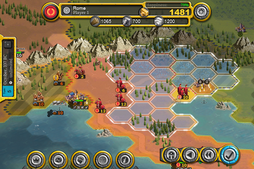 Demise of Nations apkslow screenshots 2