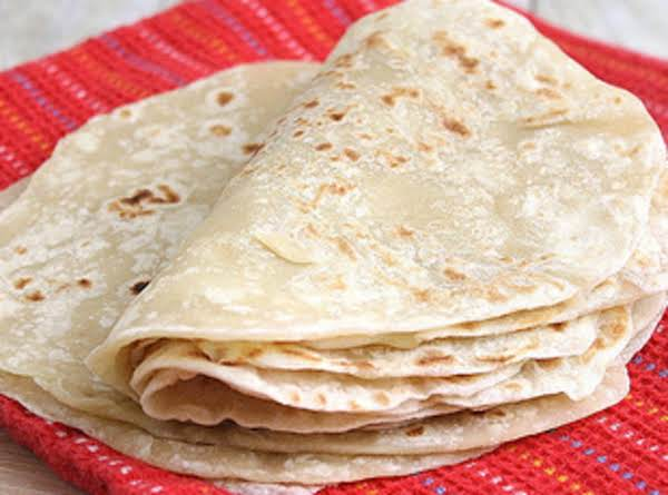 Homemade Flour Tortillas Just A Pinch Recipes