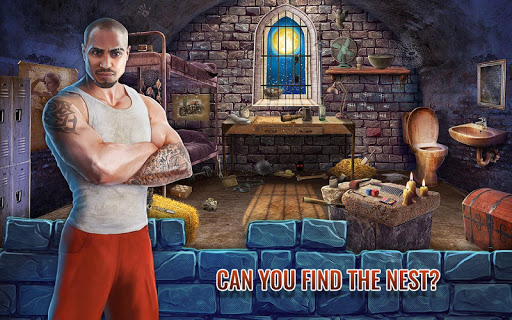 Hidden Object Games 🔍 Escape from Prison 2.8 screenshots 1