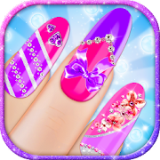 Nail Art Designs Game