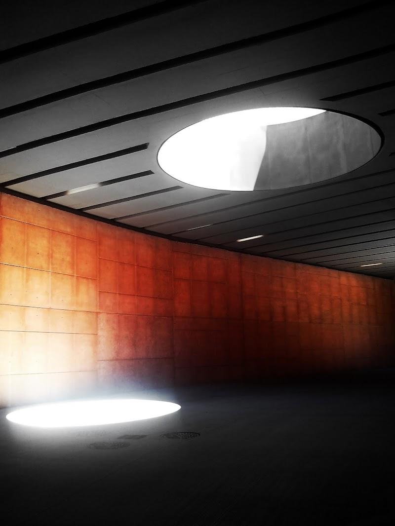 pozzo di luce di arch. marco stacchini