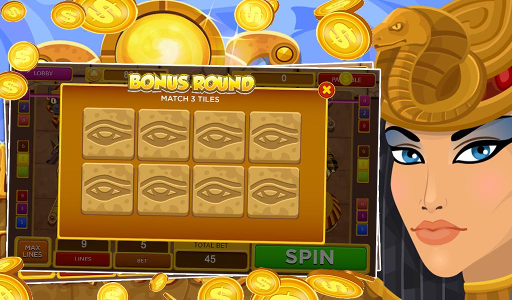 Treasure Pond Slot Machine - Free to Play Demo Version
