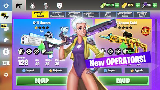 Action Strike: Heroes PvP FPS MOD (Unlimited Money/Rewards) 5