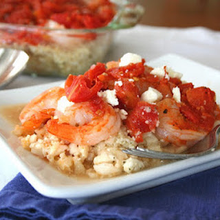 Shrimp With Tomatoes And Rice Recipes