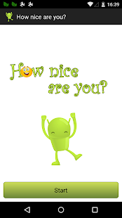 How nice are you?- screenshot thumbnail