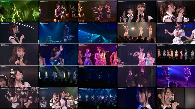 191122 (1080p) AKB48 込山チームK「RESET」公演 峯岸みなみ 生誕祭 DMM HD