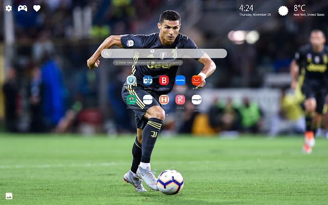 Cristiano Ronaldo Juventus Wallpapers New Tab
