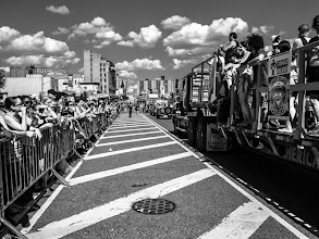 Photo: Coney Island Mermaid Parade 2012 Brooklyn, New York City www.leannestaples.com #newyorkcityphotography  #blackandwhitephotography