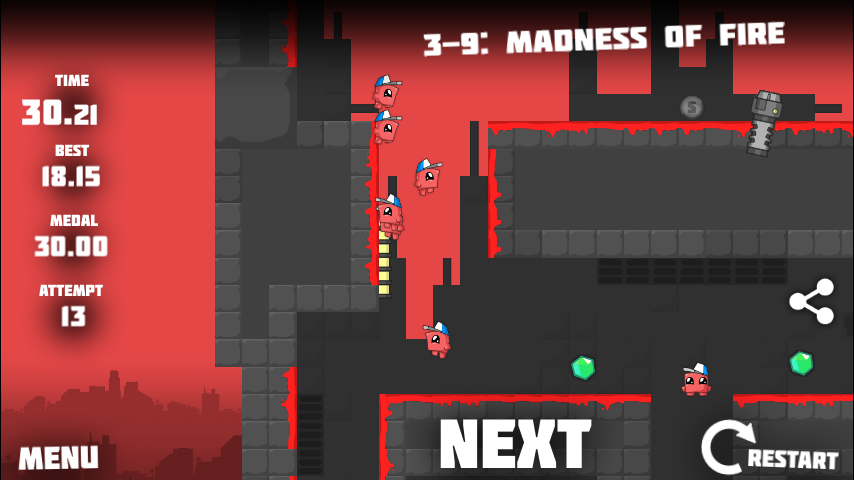 Mad Dex 2- screenshot