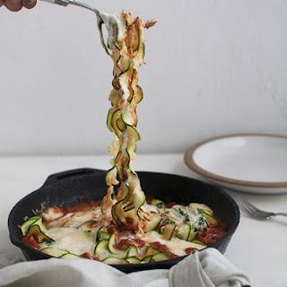 Vegetable Manicotti Zucchini Recipes