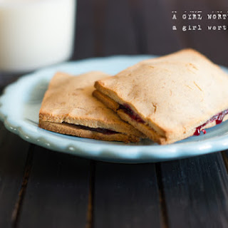 Paleo Raspberry Pop Tarts