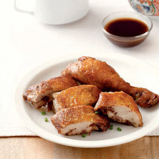 Chinese-Style Fried Chicken.