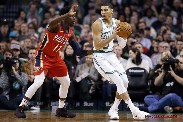 Brooklyn Nets halen het in topper van LA Clippers, nederlaag voor de Boston Celtics