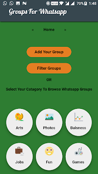 Group Links For Whatsapp