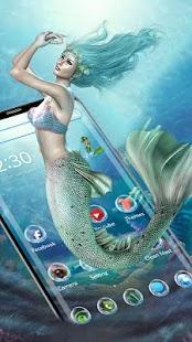Sea Mermaid Theme - náhled