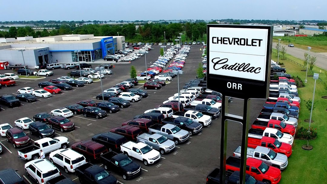 Orr Chevrolet Fort Smith >> Orr Chevrolet Of Fort Smith Chevrolet Dealer In Fort Smith