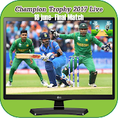 Champion Trophy Live Streaming