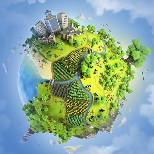 Energy transition Icon