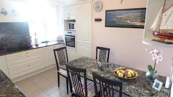 Appartement 5 pièces 123,48 m2