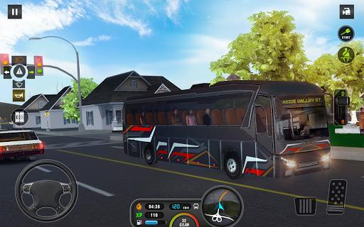 Coach Bus Simulator - City Bus Driving School Test 1.7 screenshots 11