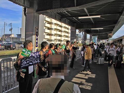 JR北海道 観光列車「風っこそうや」 稚内到着_04