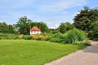 Photo: Grassenborder RHS gardens Wisley