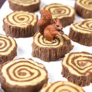 Lumberjacks Rejoice! A Recipe for Fudge Tree Rings.