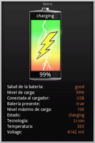 Z DeviceTest screenshot 3