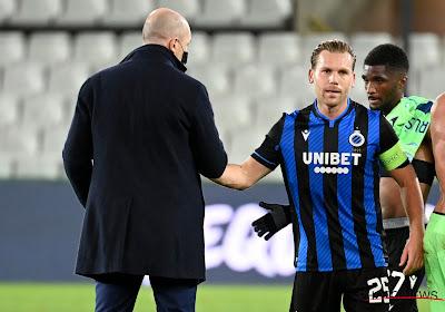 "🎥 De mentaliteit van Club Brugge: zware ontgoocheling na match tegen Lazio: ""F***ing hell!"""